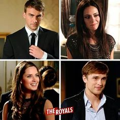 #TheRoyals ♡