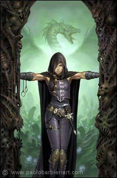 Women of Fantasy Fantasy Warrior, 3d Fantasy, Fantasy Women, Medieval Fantasy, Fantasy Artwork, Warrior Girl, Dnd Characters, Fantasy Characters, Female Characters
