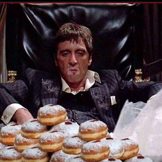 Scarface + Donuts