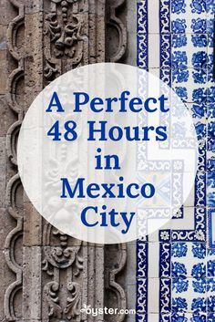 With painting-packed museums, lively craft markets, colonial architecture, and inventive restaurants, Mexico City is one of the most exciting cities in the world. And believe it or not, with a little careful planning and a comfy pair of shoes, travelers can cover it all in a weekend.