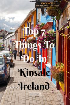 The best things to do in the lovely harbor town of Kinsale, Ireland! #travelireland #ireland #europetravel #kinsale