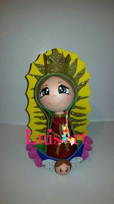 Virgen de Guadalupe fofuchas