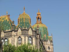 "hungarian architecture | THE JEWISH HUNGARIAN ""GAUDI"": ÖDÖN LECHNER | Architecture"