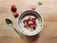 Easy Probiotic Almond Yogurt