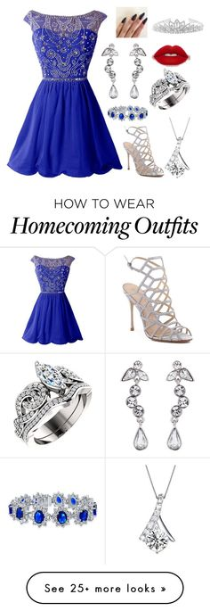 """""""Untitled #2543"""" by sarah-michelle-steed on Polyvore featuring Reception, Schutz, Bling Jewelry, Givenchy and BillyTheTree"""
