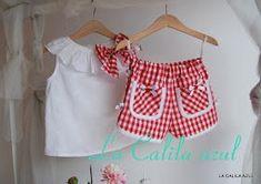 Blog sobre moda infantil y cosas bonitas en general Fashion Kids, Little Girl Dresses, Girls Dresses, Frocks For Girls, Frock Design, My Baby Girl, Dress Patterns, Baby Dress, Beautiful Outfits