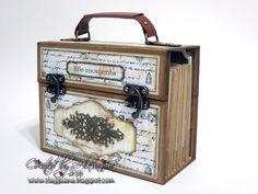 Prima Suitcase Mini Album