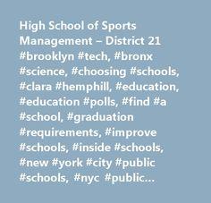 High School of Sports Management – District 21 #brooklyn #tech, #bronx #science, #choosing #schools, #clara #hemphill, #education, #education #polls, #find #a #school, #graduation #requirements, #improve #schools, #inside #schools, #new #york #city #public #schools, #nyc #public #schools, #parent #forum, #public #education, #public #schools, #regents #exams, #school #complaints, #school #districts, #school #information, #school #reviews, #school #statistics, #special #education, #students…