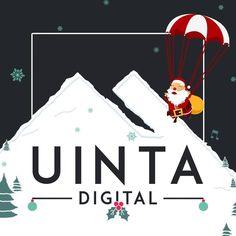 T'is the season! 🎄🎉  #HelloDecember #SaltLakeCity #UintaDigital #December #Christmas #Snow #Winters #NYE #NY #2019