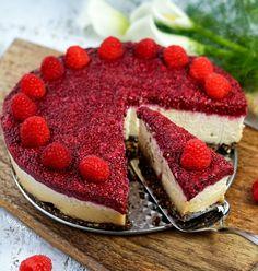Raspberry Chia Chees
