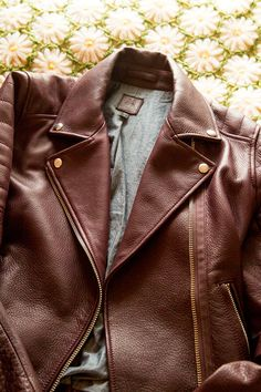 Give her something special. Gap's quilted leather biker jacket is a staple piece that will be in style year after year. Shop other special gifts on Gap's holiday gift guide.