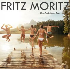 Fritz Moritz - Our Caribbean Sea - https://www.musikblog.de/2016/09/fritz-moritz-our-caribbean-sea/ #FritzMoritz