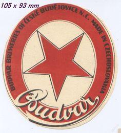 PEMD 1 ks stará etiketa BUDVAR EXPORT (6395915278) - Aukro - největší obchodní portál