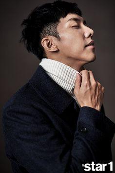 Lee Seung Gi   @Star1 Lee Seung Gi, Lee Joon, Asian Actors, Korean Actors, Korean Idols, Marie Claire, The King 2 Hearts, Man Lee, Lee Sung