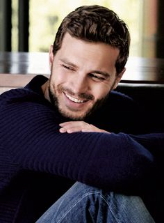 """I already get 'OMG You're Christian Grey!' out in public. And I say, 'No, I'm Jamie! I'm an actor"""