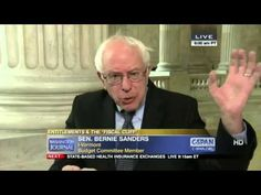 Pls RP: #IndictHillary Fiscal Cliff is Hostage Taking: Interview with Bernie Sanders (11/15/2012)