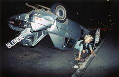 Debbie Harry, NYC, 1976 –  Image © Bob Gruen