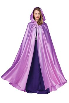 BEAUTELICATE Women's Wedding Hooded Cape Bridal Cloak Poncho Full Length (More Colors) ** You can find more details by visiting the image link. (This is an affiliate link) Costume Dress, Cosplay Costumes, Burning Man Outfits, Perfect Model, Halloween Kostüm, Halloween Cosplay, Halloween Costumes, Thing 1, Satin