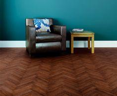 Vinyl flooring for downstairs hallway