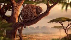 ROLLIN` SAFARI - what if animals were round? Watch all four videos.