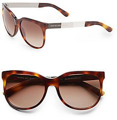 56MM Oversized Oval Sunglasses