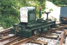 Lister Locomotive.