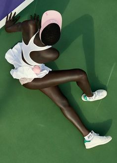 Ataui Deng for Fat Man Magazine S/S 2014, photographed by Julia Noni