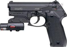 Pistolas Gamo de aire comprimido, revólveres y carabinas