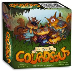 Le bois des Couadsous