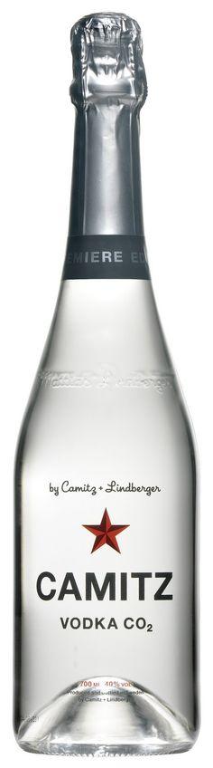 Camitz Super Premium Sparkling Vodka