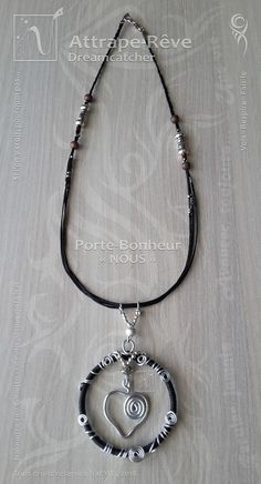 Short Pendant - Porte-Bonheur by VIDA VIDA ysUHt