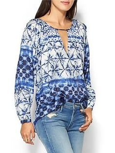 Rory Beca Nox Blouse | Piperlime
