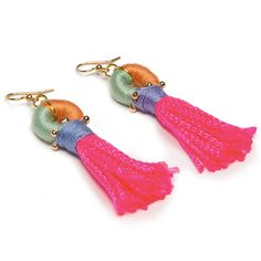 Archery Collections - Tassel Earrings www.archerycollections.com.au