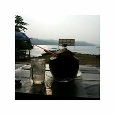 Coconut and beach ☆