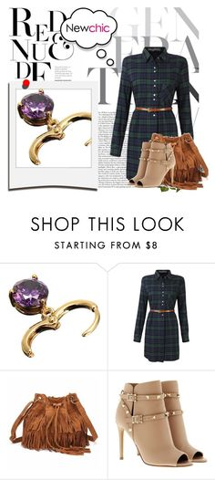 """""""newchic"""" by adelisamujkic ❤ liked on Polyvore featuring Valentino and Polaroid"""