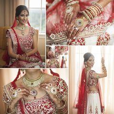 Indian Wedding Atlanta Garrett Frandsen #IndianWedding #Atlanta #garrettfrandsen Bridal Portrait