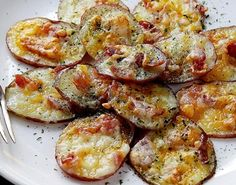Loaded Baked Potato Rounds... Happy Hour Appetizers 28 | Hampton Roads Happy Hour - 1