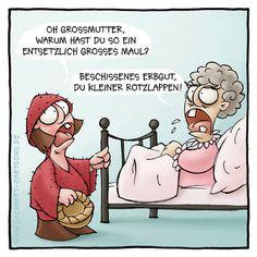 Cartoons witzig