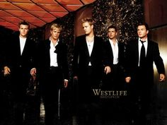 Westlife Shared Photo