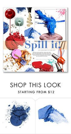 """SPILL IT!"" by alexandrazeres ❤ liked on Polyvore featuring beauty, Inglot, NARS Cosmetics, MAKE UP FOR EVER, H&M, makeup, broken, cosmetics, trashed and spill"