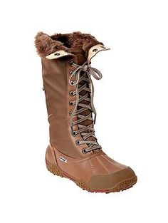 Garland Boot by Pajar | Athleta - adjustable height winter boots!! I think I should invest in a pair this winter.