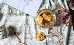 un pizzico di magia: Biscotti con pistacchi salati e cioccolato bianco