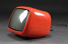 Lauritz.com - Elektronik - TV, 1960/70-tal - SE, Helsingborg, Garnisonsg. Vintage Designs, Retro Vintage, Vintage Television, Tv Sets, Helsingborg, Old Tv, Tvs, Consumer Electronics, Kawaii