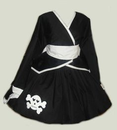 Gothic Lolita Kimono