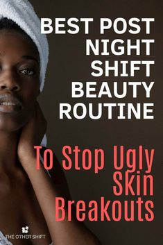 Does working the night shift mean ugly skin breakouts, pimples and acne? We dive into the best beauty products for … Dry Skin On Face, Face Skin Care, Skin Tips, Skin Care Tips, Ugly, Night Shift Nurse, Laide, Beauty Regime, Hand Care