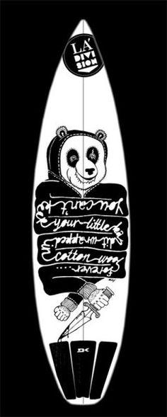 Luke Okay Board Art