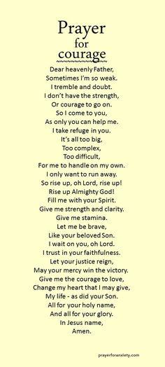 Prayer for my daughter jesus oraciones, hablando con dios, p Prayers For My Daughter, To My Daughter, Father Daughter, Power Of Prayer, My Prayer, Prayer Room, Prayer Closet, Faith Prayer, Prayer For Courage