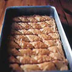 Baklava Recipe - Saveur.com