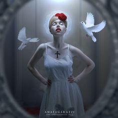 Мистические образы  Анны Фагарасси