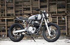 CRD #19 XR600 | the Bike Shed